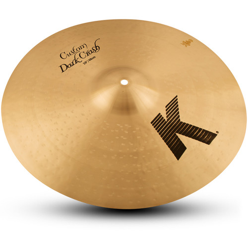 "Zildjian 19"" K Custom Dark Crash Cymbal"