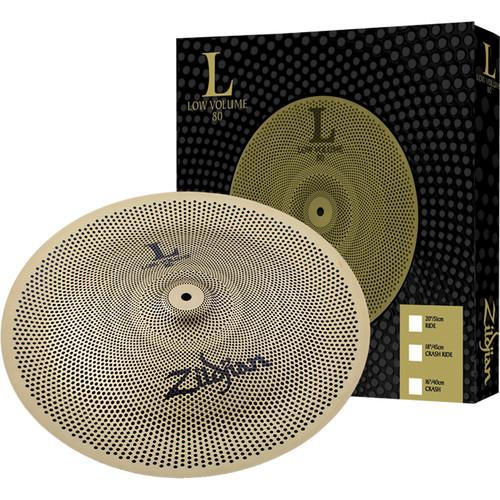 "Zildjian L80 Low Volume 18"" China Cymbal"