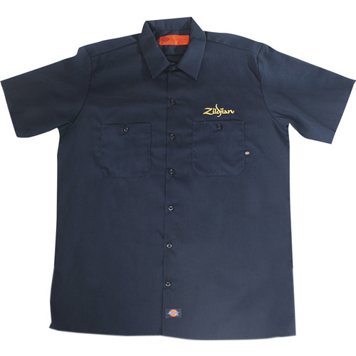 Zildjian Dickies Work Shirt (Small)