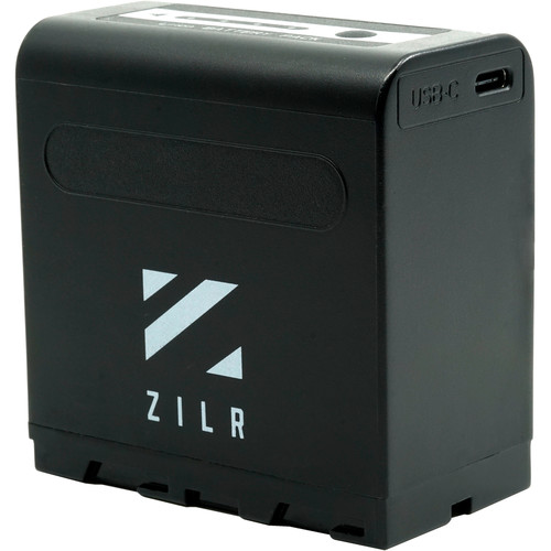 ZILR 74.37Wh L-Series/NP-F970 Lithium-Ion Battery with USB Type-C PD Output