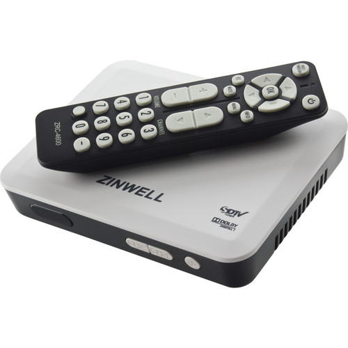 Zinwell ATSC Digital to Analog Converter Box