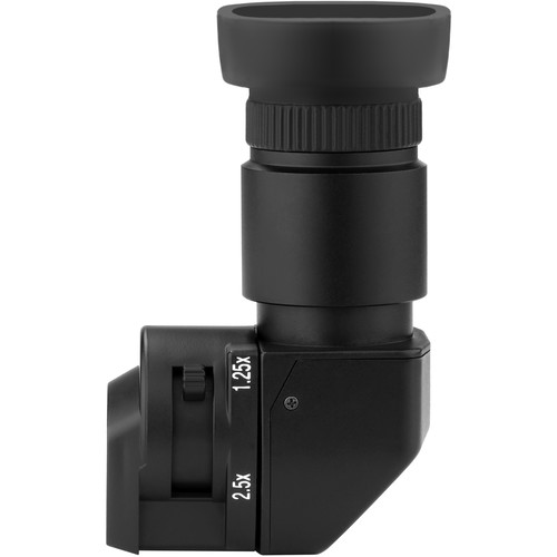 Ziv Right Angle Viewfinder for Select Nikon, Canon, Leica, and Pentax Cameras