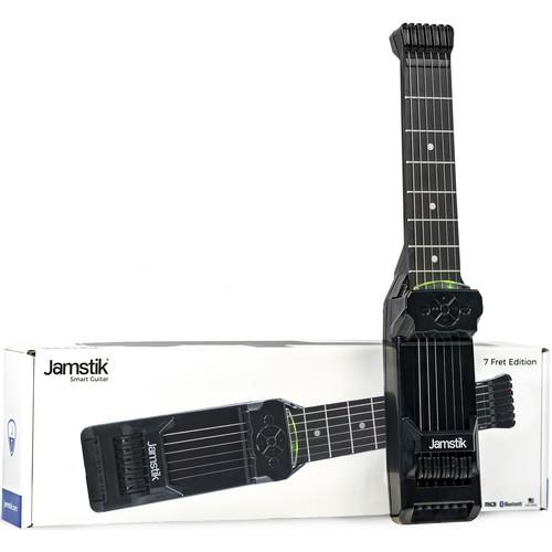 Zivix Jamstik 7 Guitar Trainer - MIDI Smart Guitar (Right Handed)
