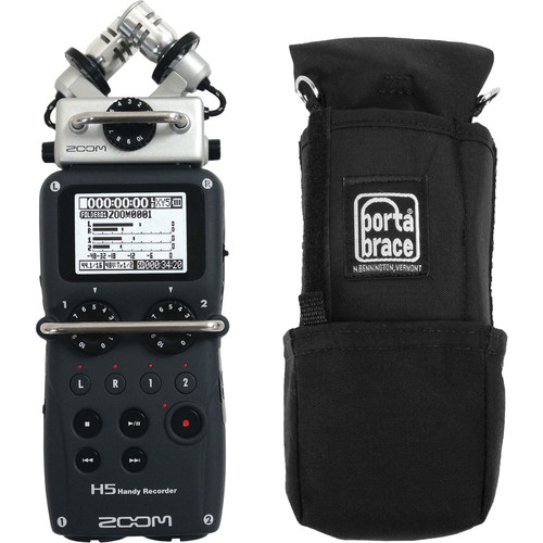Zoom H5 Handy Recorder and Case Kit