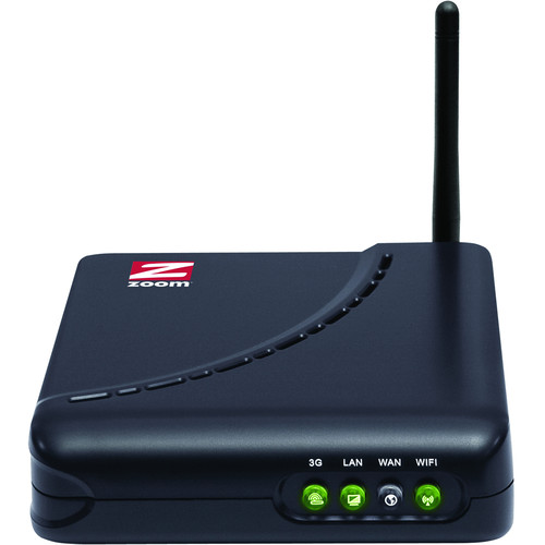 Zoom Telephonics 4501 Wireless-N Router