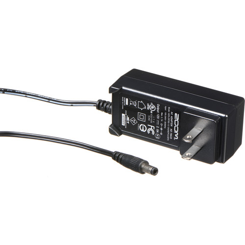 Zoom AD-19D 12 V AC Adapter for F8, TAC-8, and UAC-8