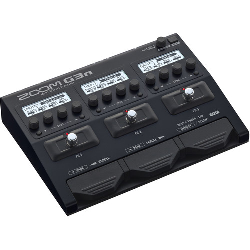 Zoom G3n Multi-Effects Processor for Electric Guitar
