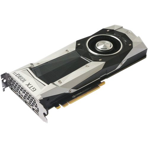 ZOTAC GeForce GTX 1080 Ti Founders Edition Graphics Card with EVGA SuperNOVA 850G2 850W Power Supply Kit
