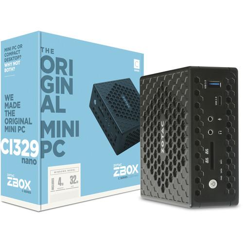 ZOTAC CI329 nano Mini Desktop Computer