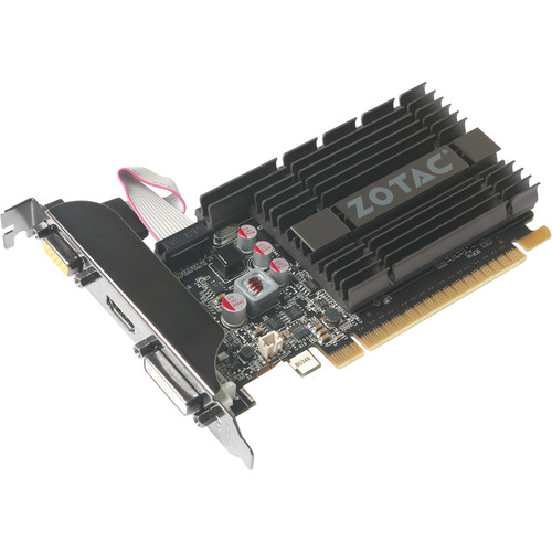 ZOTAC GeForce GT 710 ZONE Edition Graphics Card