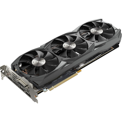ZOTAC GeForce GTX 980 Ti AMP! Graphics Card