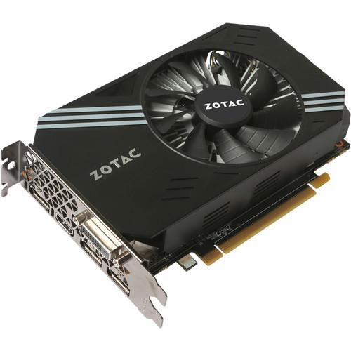 ZOTAC GeForce GTX 1060 Mini Graphics Card