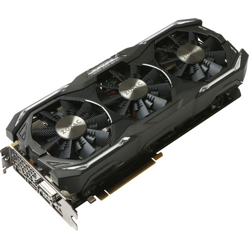 ZOTAC GeForce GTX 1070 AMP Extreme Graphics Card