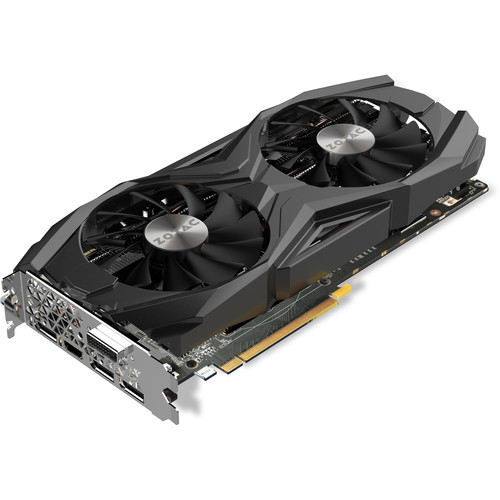 ZOTAC GeForce GTX 1070 Ti AMP! Edition Graphics Card