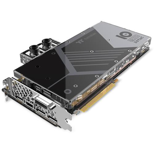 ZOTAC GeForce GTX 1080 ArcticStorm Thermaltake 10 Year Anniversary Edition Graphics Card