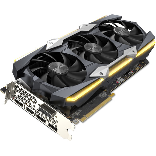 ZOTAC GeForce GTX 1080 Ti AMP Extreme Graphics Card
