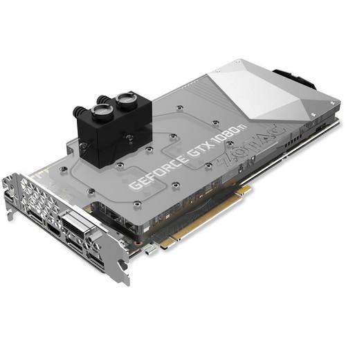 ZOTAC GeForce GTX 1080 Ti ArcticStorm Graphics Card