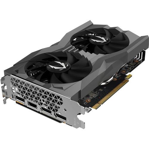 ZOTAC GAMING GeForce RTX 2060 ZT-T2060H-10M Graphics Card