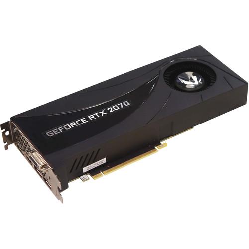 ZOTAC GAMING GeForce RTX 2070 Blower Graphics Card
