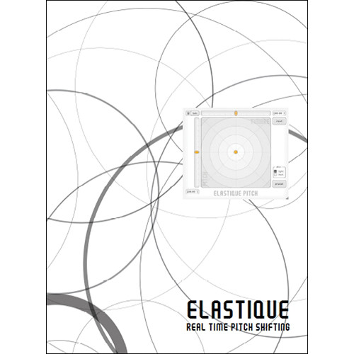 zplane Elastique Pitch Real-Time Pitch Shifting Plug-In (Native)