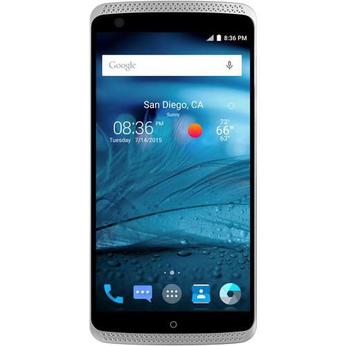 ZTE Axon 32GB Unlocked GSM Smartphone Bundle