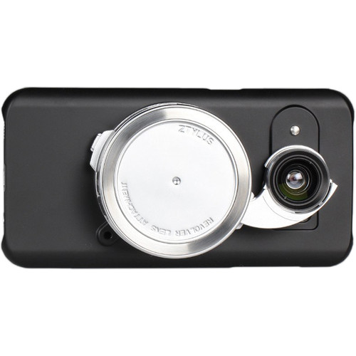 Ztylus Revolver Lens Camera Kit for Galaxy S7 edge (Black)