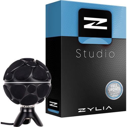 Zylia Portable Recording Studio Kit