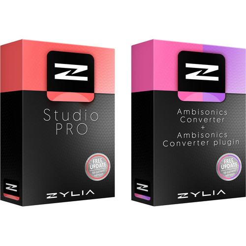 Zylia Pro Software Package Kit (Download)