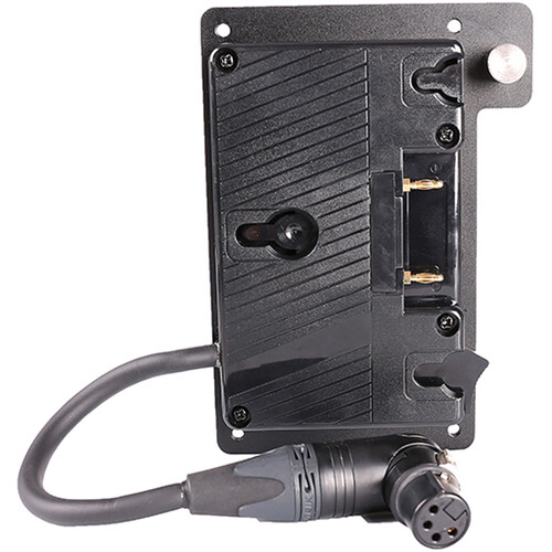 Zylight Battery Plate for Go-Panel (Gold Mount)
