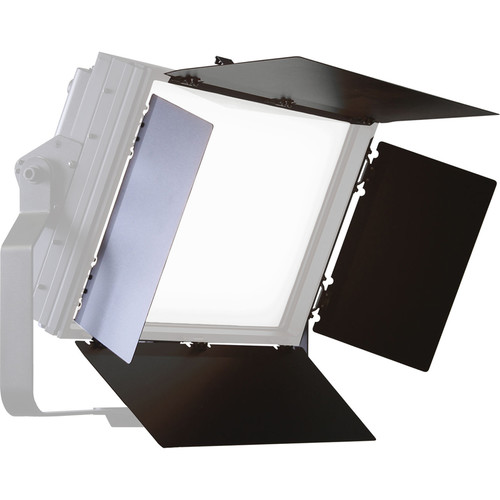 Zylight Replacement Barn Doors for Pro Panel 1x2 LED Fixture