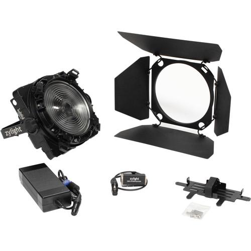 Zylight F8-100 Tungsten LED Fresnel Studio Kit