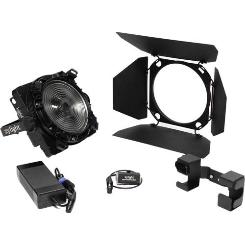 Zylight F8-200 Tungsten LED Fresnel Studio Kit