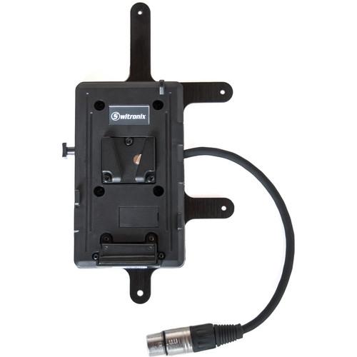 Zylight V-Mount Battery Plate Kit for F8 Fresnel Fixture