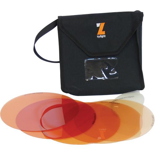 Zylight Hard Gel Filter Kit for F8 LED Fresnel
