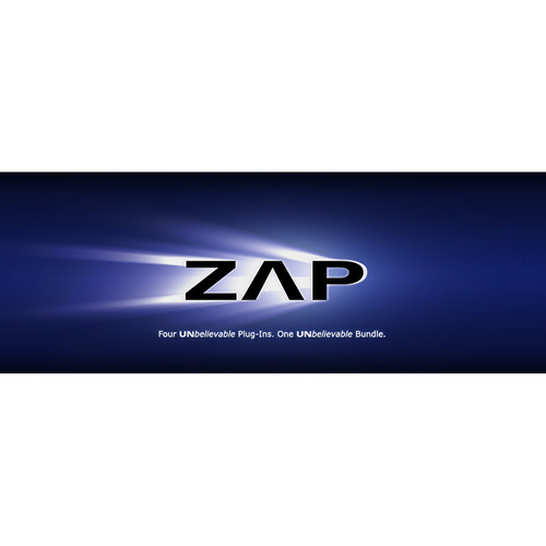 Zynaptiq Upgrade to ZAP Audio Processors Bundle (From Any One Plugin)