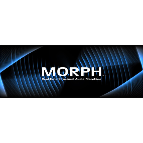 Zynaptiq MORPH 2 - Real-Time Audio Morphing Plug-In (Educational, Download)