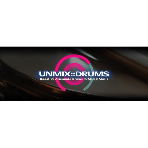 Zynaptiq UNMIX::DRUMS - Drums Processor (Educational, Download)