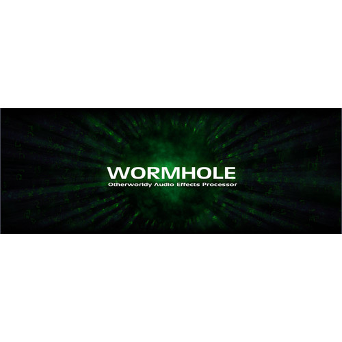 Zynaptiq WORMHOLE - Audio Effects-Processing Software (Educational, Download)