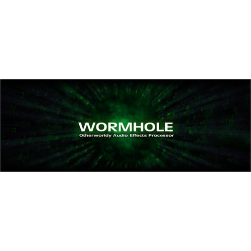 Zynaptiq WORMHOLE - Audio Effects-Processing Software (Plug-In, Download)