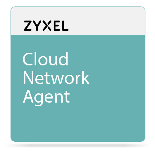 ZyXEL Cloud Network Agent for CNC Cloud Network Center