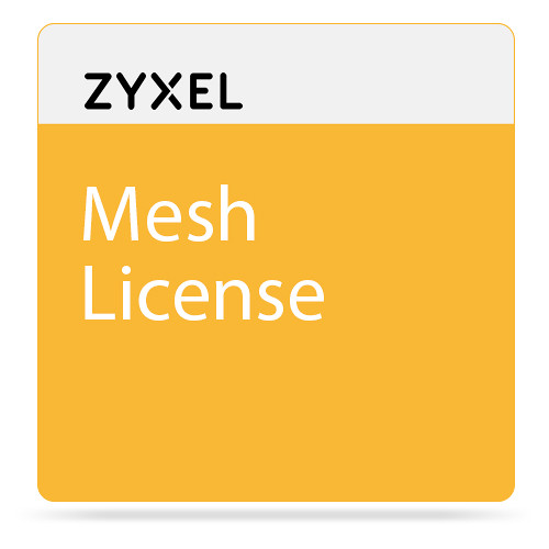 ZyXEL Mesh License for NXC5500 Wireless LAN Controller