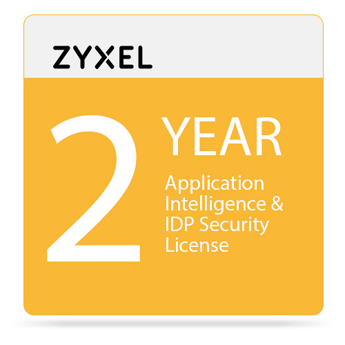 ZyXEL 2-Year Application Intelligence & IDP Security License for USG310 Unified Security Gateway/ZyWALL 310 Firewall