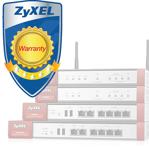 ZyXEL Extended Warranty Service Contract for USG 310 Next-Gen (1-Year)