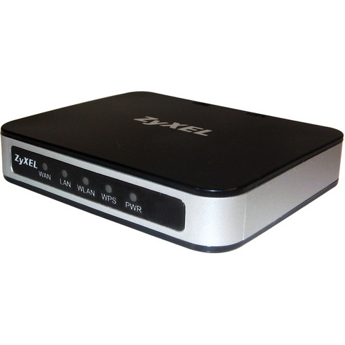ZyXEL 3-in-1 Wireless N Pocket Travel Router, Access Point & Ethernet Client