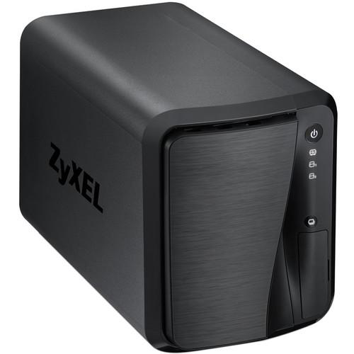 ZyXEL NAS520 2-Bay NAS Personal Cloud Storage