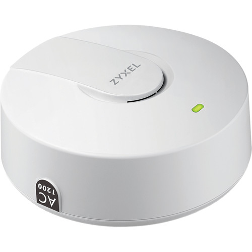 ZyXEL NWA1123-ACV2 802.11ac Dual-Radio Ceiling Mount PoE Access Point