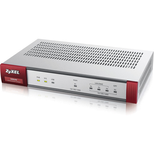 ZyXEL USG40-NB Performance Series Unified Security Gateway (Hardware Only)