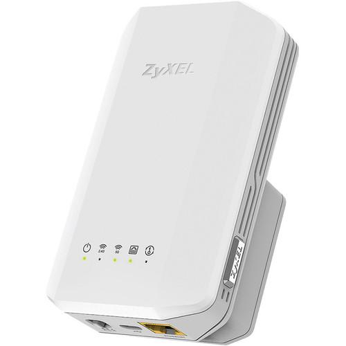 ZyXEL WRE6606 AC1300 Dual-Band Wireless Range Extender
