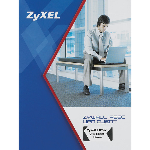 ZyXEL ZYWALLVPN VPN Client Software (Single Pack)