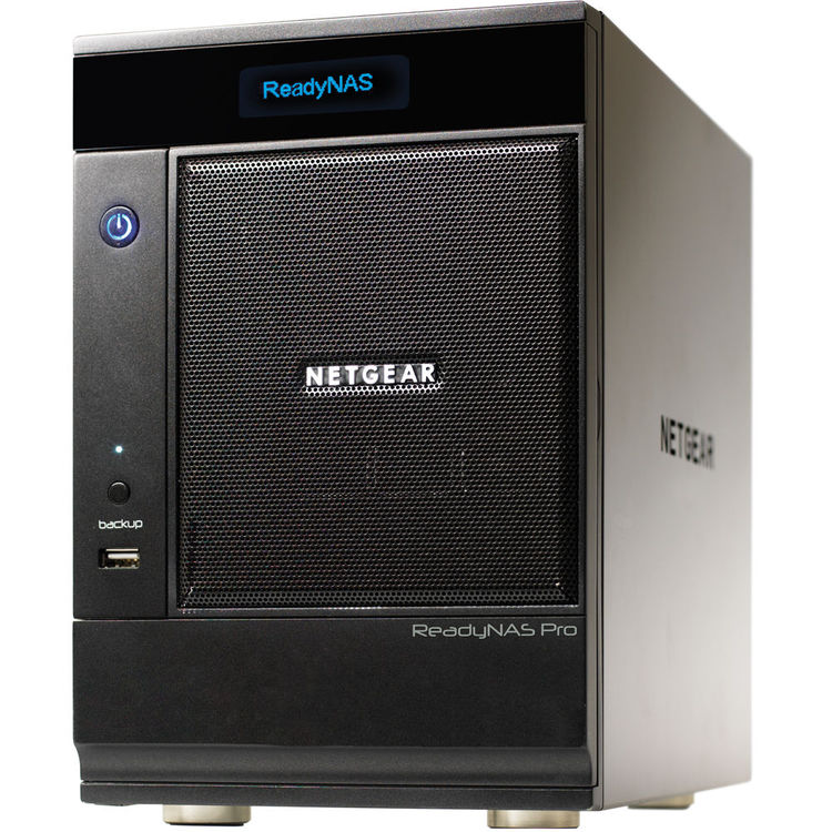 Netgear ReadyNAS Pro 6 18TB Unified Storage System
